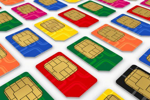 SIM Cards re-registration