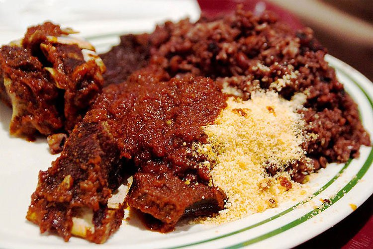 Dead body waakye saga hits labadi for Authentic african cuisine from ghana