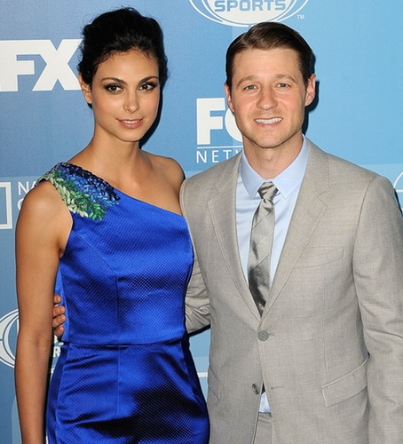 Morena Baccarin and Ben McKenzie (picture credit: getty images)
