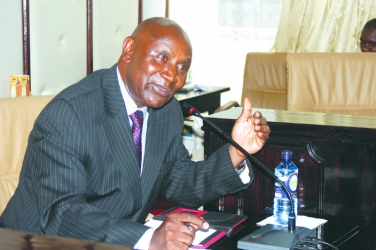 Auditor-General Edward Ouko