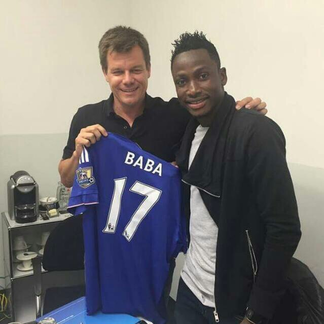 Baba Rahman handed number 17 at Chelsea