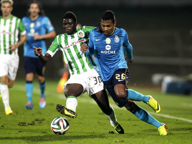 Highly rated Ghanaian midfielder Alhassan Wakaso