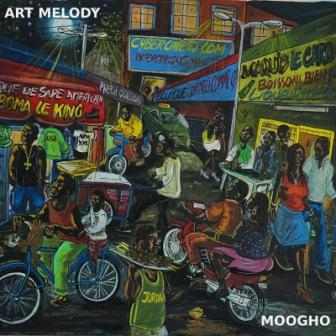 Moogho by Art Melody