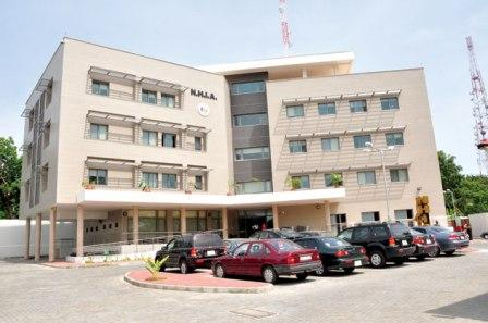 Nation Health Insurance Authority Head office, Accra