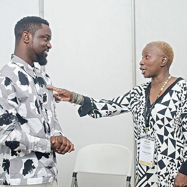 sarkodie and angelique kidjo