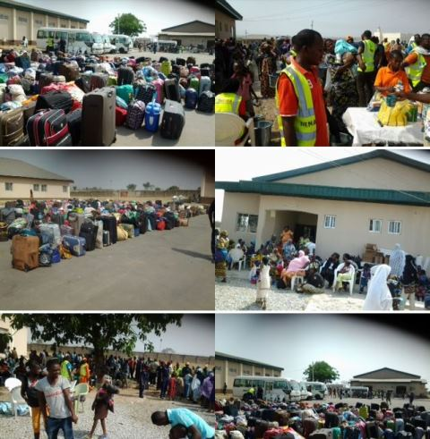 Returnees Anambra