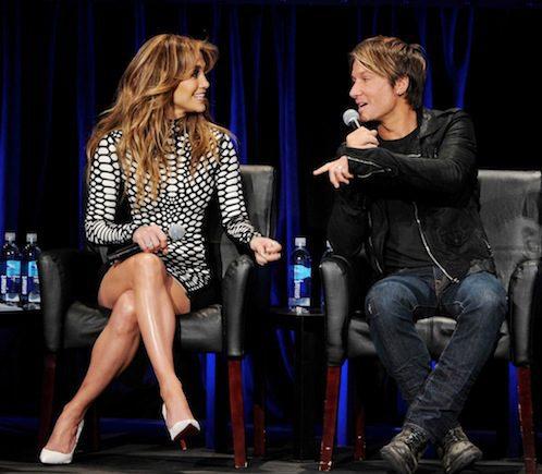 Jennifer Lopez Keith Urban