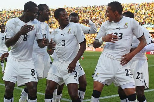 Wpid Black Stars Told To Take The Azonto Dance To The World Cup