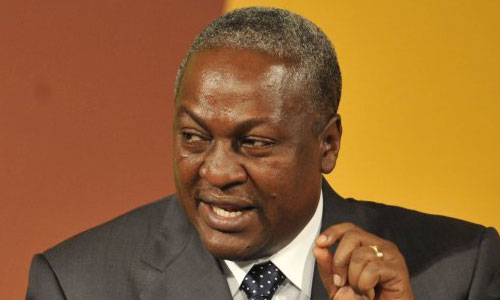 Wpid John Dramani Mahama