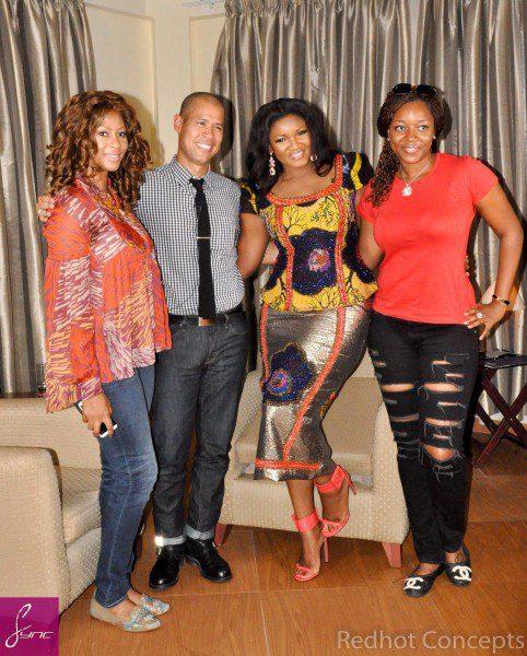 Wpid Omotola Jalade Ekeinde On Cnn African Voices January Bellanaija X