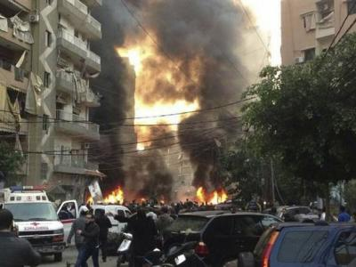 Wpid Beirut Explosion Lebanon