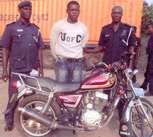 Wpid Motorbike Thief