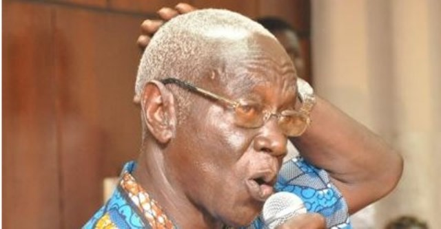 Dr Kwadwo Afari Gyan