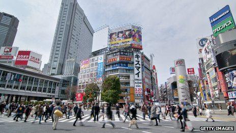 Japanese Spending