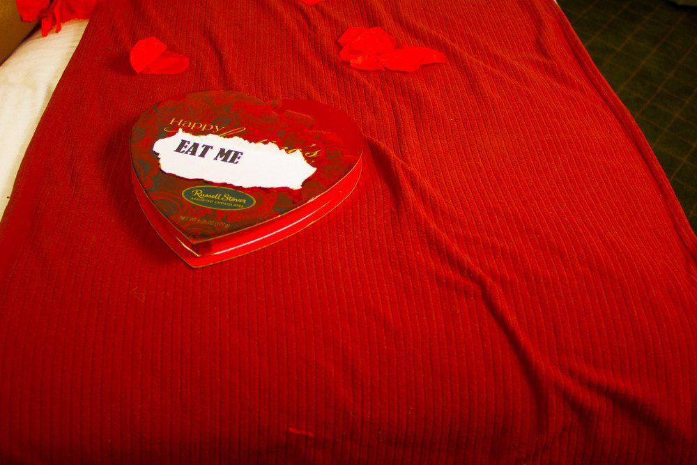 Nenaya Jazmine Valentines Day Photo Story