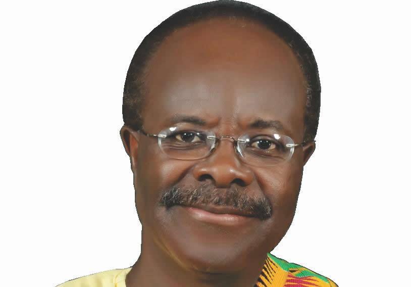 Dr Papa Kwesi Nduom, PPP flagbearer