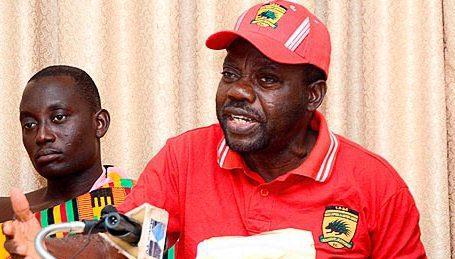 Wpid Kotoko Board Chairman Paul Adu Gyamfi