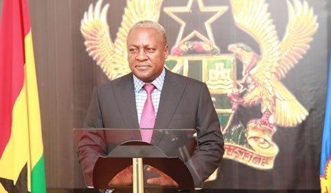 Wpid President Mahama