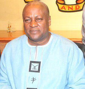 Wpid John Mahama