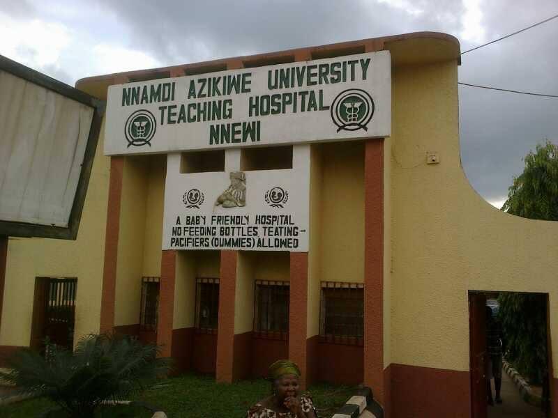 Wpid Nnamdi Azikwe Teaching Hospital