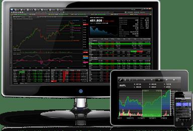 German platform for stock trading
