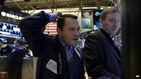 Investors are seeking safe havens amid the geopolitical instability caused by the Ukraine crisis