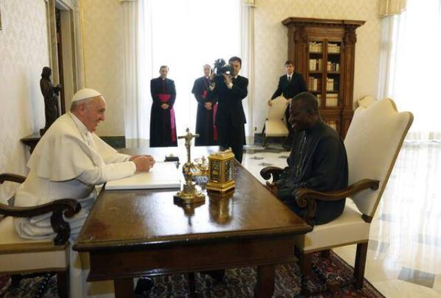 Pope To Visit Nigeria