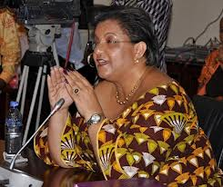 Hannah Tetteh, Minister for Foreign Affairs