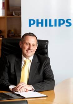 JJ van Dongen, Senior Vice President & CEO Philips Africa