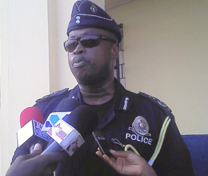 Kofi Boakye Urged Police Personnel To Act Firmly When Enforcing Laws