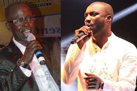Amakye Dede and Kwabena Kwabena