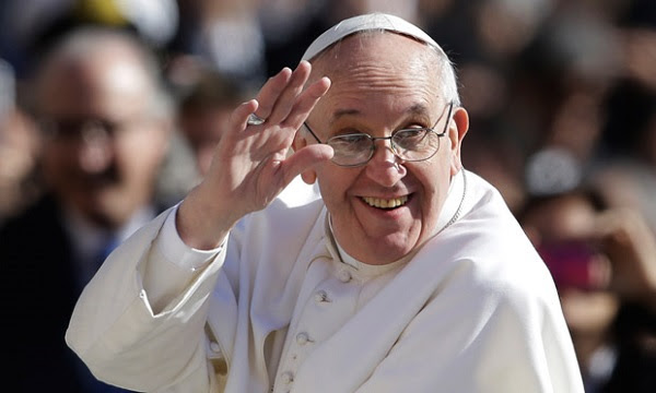 Pope Francis: Kwaku Bonsam believes he must use his office to call T.B. Joshua to order