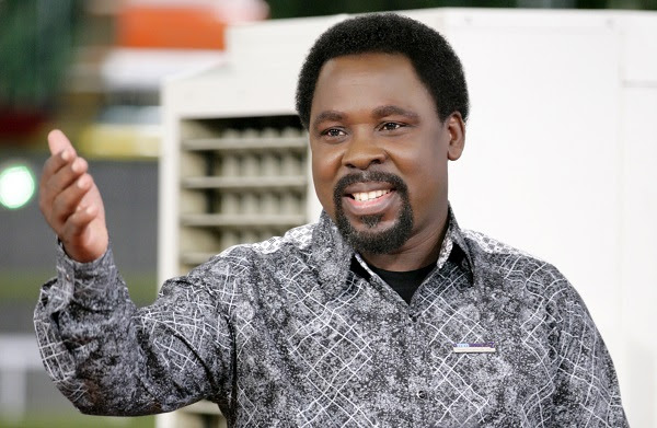 T.B. Joshua: Accused by Nana Kwaku Bonsam as impersonating Christ