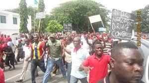 AFAG on Demonstration
