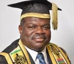 Prof Ernest Aryeetey, Vice Chancellor, University of Ghana