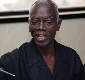 Chairman of the Electoral Commission (EC), Dr Kwadwo Afari-Gyan