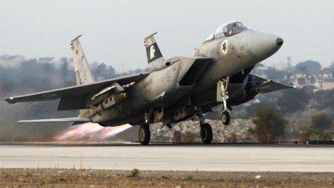 israel jet lebanon-