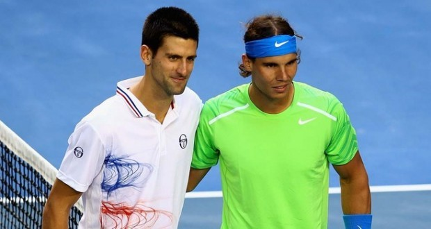 Djokovic And Nadal