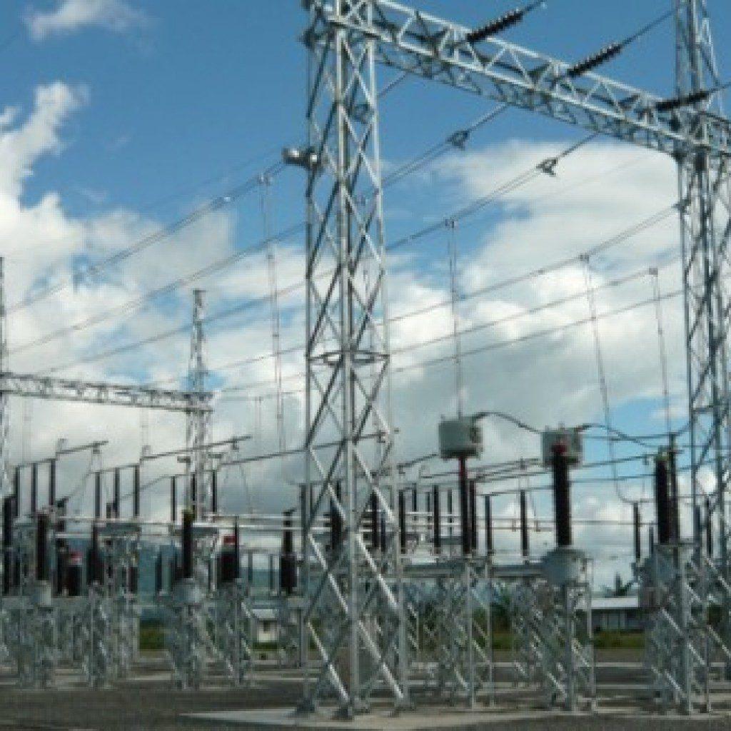 Ghana energy supply
