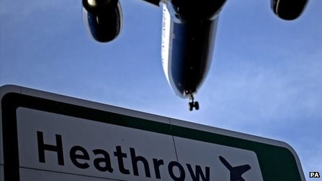 Heathrow is one of the world's busiest airports