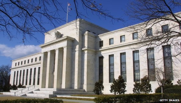 The Fed believes that the US economy is growing once more and that extra support is not as necessary?