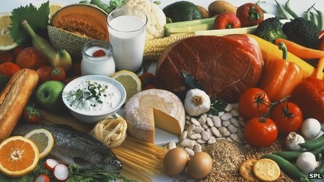 Scientists prescribed two meals a day rich in fruit, vegetables and fibre ?