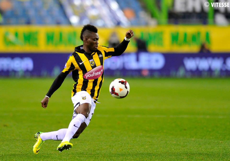 Christian Atsu S Vitesse Arnhem Crashed Out News Ghana