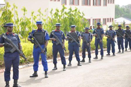 Nigerian security