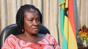 Prof. Jane Naana Opoku Agyemang, Minister for Education