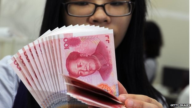 THE APPOINTMENT IS PART OF A PLAN TO MAKE LONDON A KEY OFFSHORE CHINESE CURRENCY CLEARING CENTRE