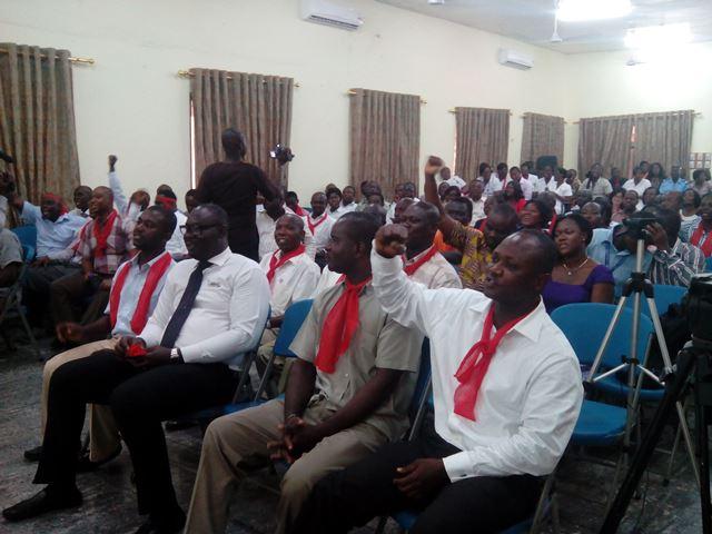 The aggrieved Korle-Bu Senior Staff Association (KOSSA)