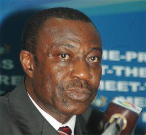 Minority Spokesperson on Finance, Akoto Osei ?