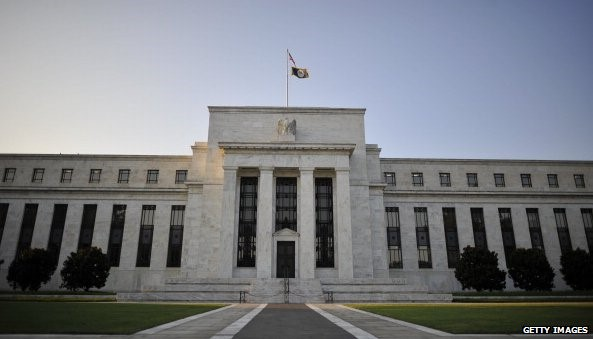 Investors had been unsure about the exact end date of the Federal Reserve's stimulus efforts