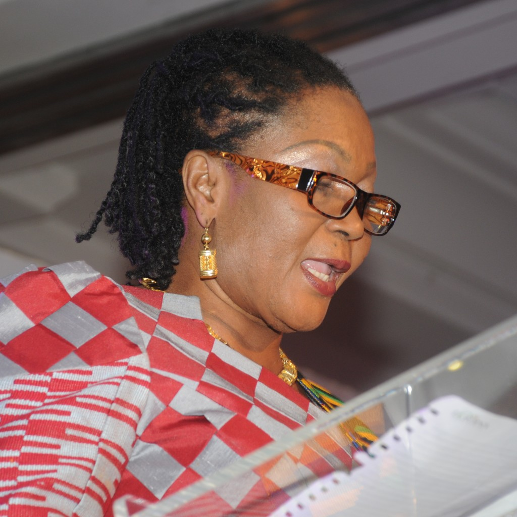 First Lady, Mrs Lordina Mahama